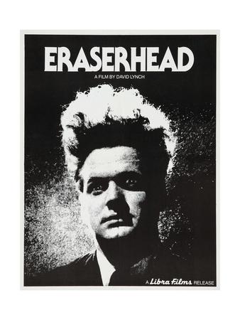 Eraserhead, 1977 Giclee Print