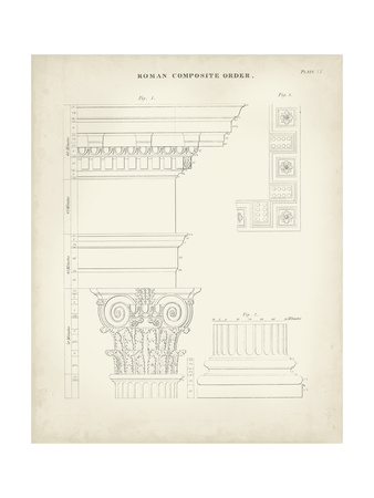 Greek and Roman Architecture IV Posters by Thomas Kelly