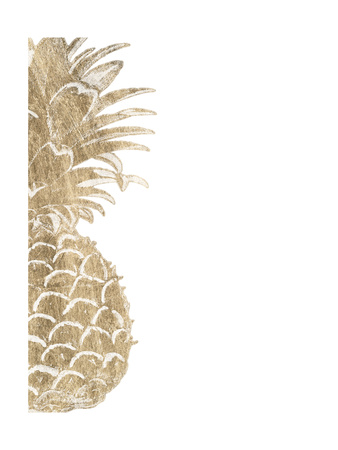Pineapple Life V Posters by  Studio W