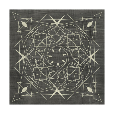 Geometric Tile VIII Prints by Chariklia Zarris