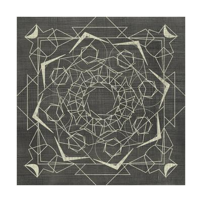 Geometric Tile VI Prints by Chariklia Zarris