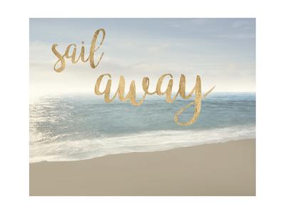 Beach Sail Away Prints by James McLoughlin