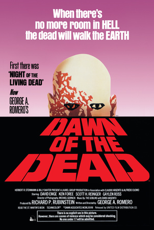 Dawn of the Dead, 1978 Prints