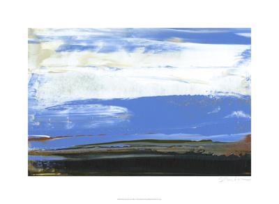 Deconstructed View in Blue I Edizione limitata di Sharon Gordon