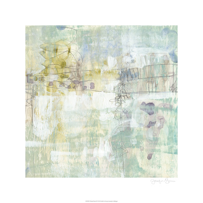 Washed Pastel II Limited Edition by Jennifer Goldberger