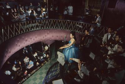 Band in Nightclub, Tokyo, Japan, 1962 Photographic Print by Eliot Elisofon