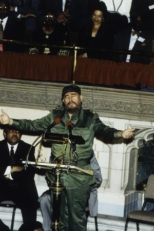 Fidel Castro Photo by  Globe Photos LLC
