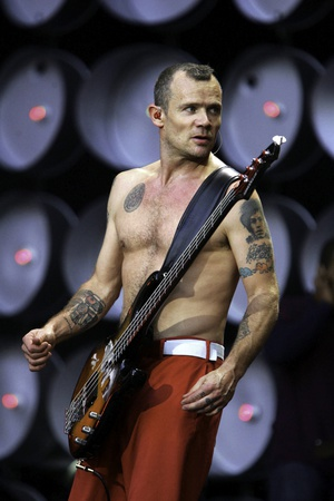 Red Hot Chili Peppers Photo by  Globe Photos LLC