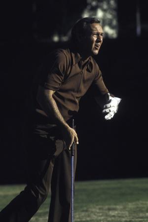 Arnold Palmer Photo by  Globe Photos LLC