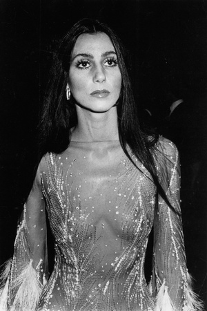 Cher Photo by  Globe Photos LLC