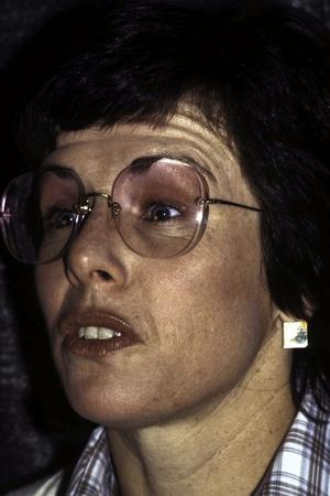 Billie Jean King Photo by  Globe Photos LLC