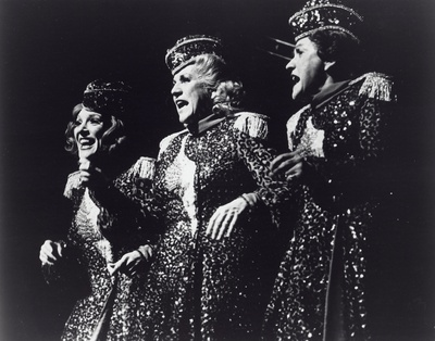 Andrews Sisters Photo by  Globe Photos LLC