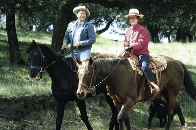 Ronald Reagan Photo by  Globe Photos LLC