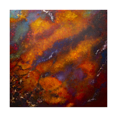 Oxidation II, 2016 Giclee Print by Lee Campbell