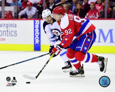 Evgeny Kuznetsov 2016-17 Action Photo
