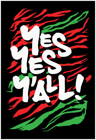 Yes Yes Y-all! Póster