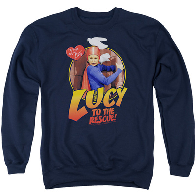 Crewneck Sweatshirt: Lucy - To The Rescue T-Shirt