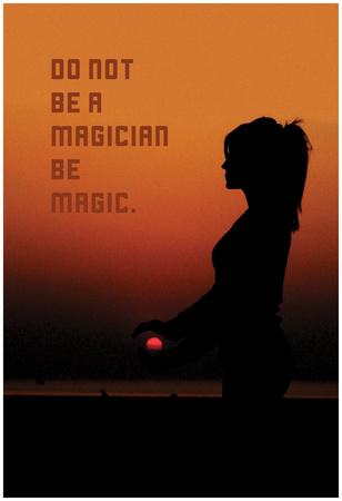 Be Magic Prints