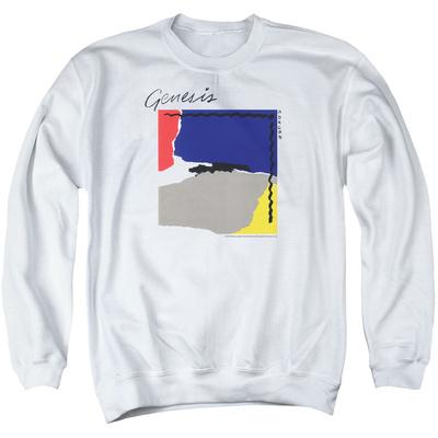 Crewneck Sweatshirt: Genesis- Abacab Album Cover T-shirts