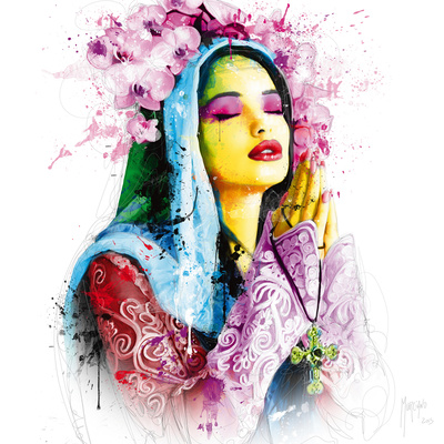 Faith Prints by Patrice Murciano