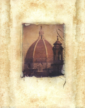 Dome, Italy Prints by Stephanie French