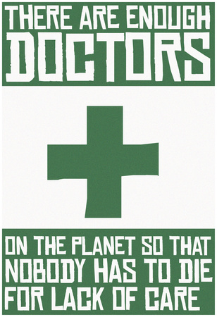 Enough Doctors Posters