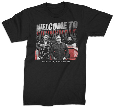 Trailer Park Boys- Welcome to Sunnyvale Tshirts