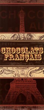 Chocolat II Prints by Stephanie French