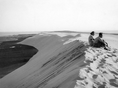 Dune at the Curonian Spit Photographic Print by  Süddeutsche Zeitung Photo