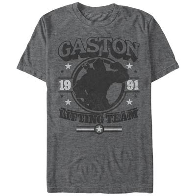 Disney: Beauty & The Beast- Gaston Lifting Team Shirts