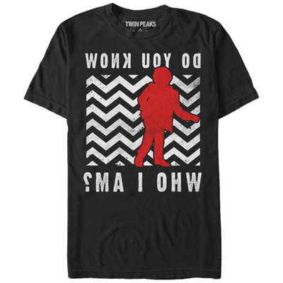 Twin Peaks- It's All Backwards T-Shirts