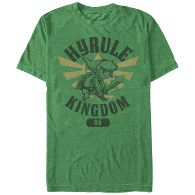 Legend Of Zelda- Hyrule Kingdom 87 T-shirts