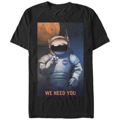 NASA- Mars Explorers Wanted T-Shirts