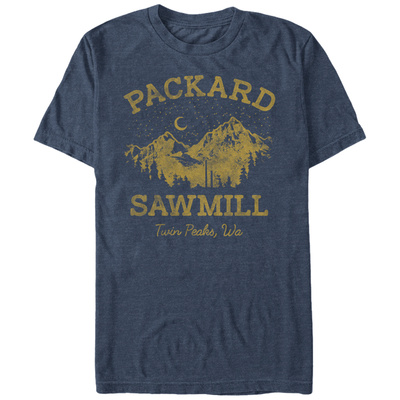 Twin Peaks- Packard Sawmill T-Shirt