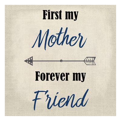 First My Mother Art by Kimberly Allen