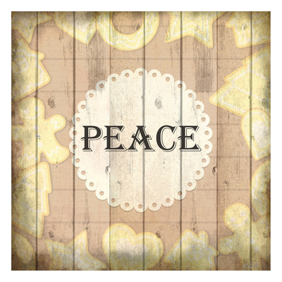 Christmas Peace Prints by Kimberly Allen
