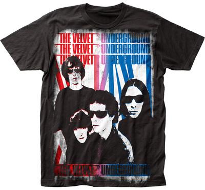 Velvet Underground- I'm Waiting for the Man Maglietta