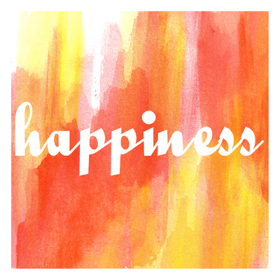 Happiness Prints by Jelena Matic