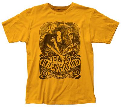 Velvet Underground- Concert Poster T-Shirts