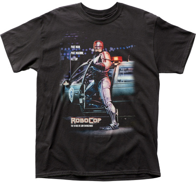 RoboCop- Part Man, Part Machine T-Shirt