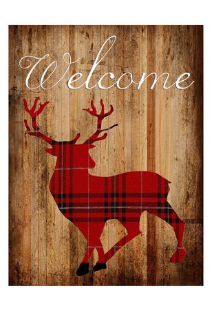 Holiday Deer Prints by Sheldon Lewis
