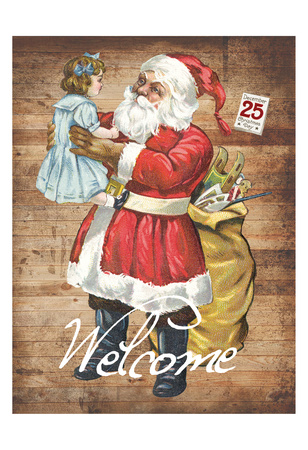 Welcome 2 Print by Sheldon Lewis