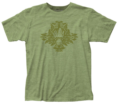 Marvel: Guardians of the Galaxy- Leafy Groot T-shirts