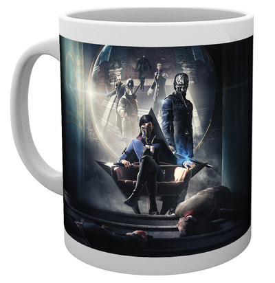Dishonoured 2 - Throne Mug Mug