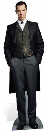 Sherlock Holmes - Sherlock Postacie z kartonu