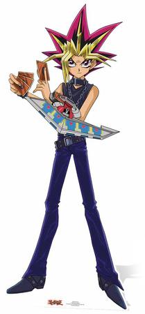 King of Games - Yami Yugi - Yu-Gi-Oh! Postacie z kartonu