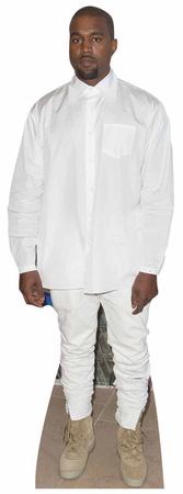Kanye West Figura de cartón