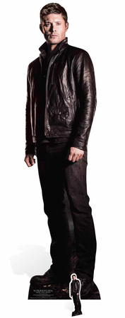 Dean Winchester - Supernatural - Mini Cutout Included Cardboard Cutouts
