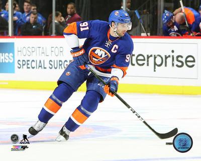 NHL: John Tavares 2016-17 Action Photo