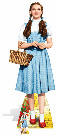 Dorothy - The Wizard of Oz - Mini Cutout Included Figura de cartón